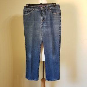 SUPER SOFT Gloria Vanderbilt Jeans Sz 12P Stretchy